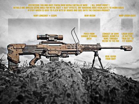Nerf Longshot Build Guide by meandmunch