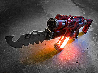 Nerf Gears of Warhammer Mod B by meandmunch