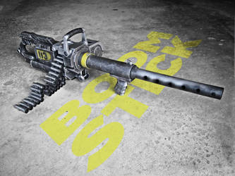 .50 Caliber Boom Stick by meandmunch