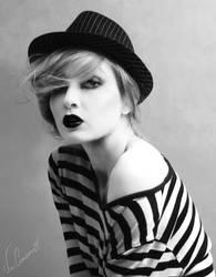 The Black Stripes by black0widow