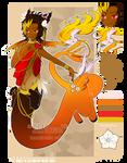 [COLLAB] Kesidang Tamanbumi #25 [CLOSED] by somekh