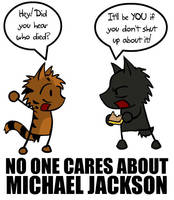Michael Jackson by SonOfNothing