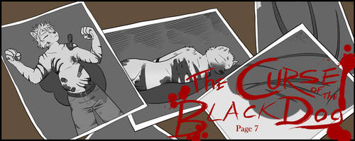 The Curse of the Black Dog: Page 7 by SonOfNothing