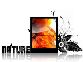 - nature wallpapers - by om3nbz