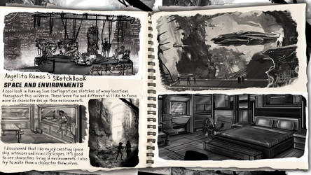 SketchBook: Space And Environments 1 by AngelitaRamos