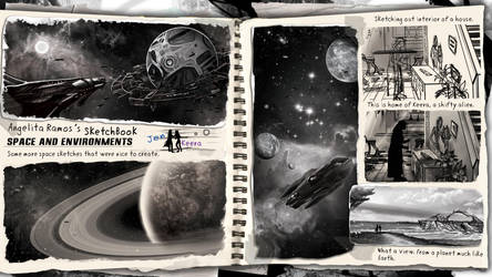 SketchBook: Space And Environments 3 by AngelitaRamos