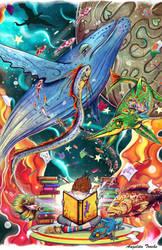 Imagine And Create By AngelitaRamos by AngelitaRamos