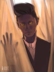 Magnus bane by NopeXKot