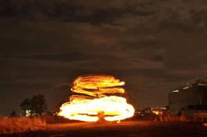 fire tree by killythirsk