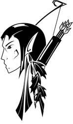 Elf by atakanakata