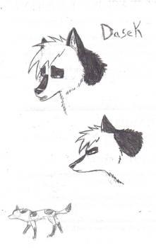 Dasek Doodles by SheaTheDestroyer