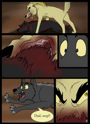 Deliver Us From Evil (Episode 1 Chapter 3 PG 8 by SheaTheDestroyer
