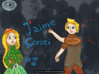 J'aime Cersei by Marioriza