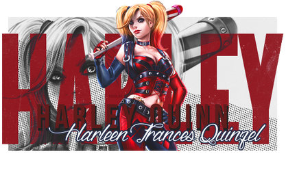 Harley Quinn - Sign by RavenLSD