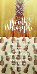Pineapple Fan Mix by RavenLSD