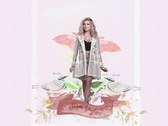 Eliza Taylor by RavenLSD