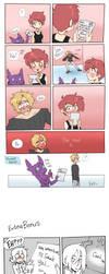 Valentine's Day Bonus Comic by TalaSeba