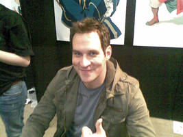 Travis Willingham by ray-dnt