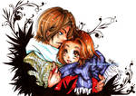 C: Winter Sonata for AkuameUchiha by LINHhocas