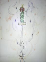 Spell Dagger by JnJrz
