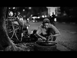 Street Guardian by ciplukk