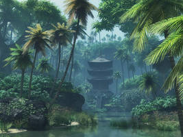 Tropical Vue by Buzzzzz