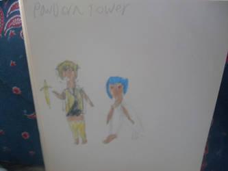 pandora tower by priestessseres