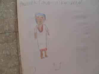 pandora tower-miko seres fanar by priestessseres