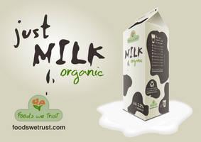 Just Milk by brankovukelic