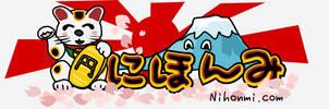 Nihonmi.com Header by brankovukelic