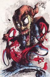 SpiderMan Colors by SeanDietrich