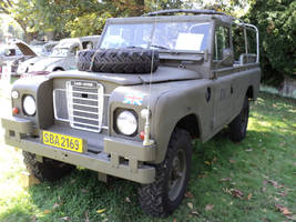 British Military Land Rover by prestonthecarartist