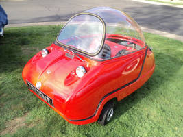 Trident Bubble Car by prestonthecarartist