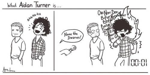 What Aidan Turner is... by ayumi-lemura