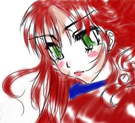 Scarlet by LovingLament