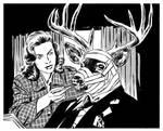 Dark Deer Copy low by NoirZone