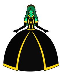 Princess Stella Nebula by Jamster93