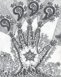 High Five by ballofplasma