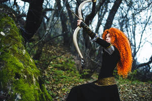 Merida - Aim at destiny by shua-cosplay