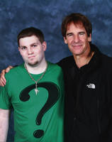 Myself and Scott Bakula - WWCC PA 2012 by LionheartKD