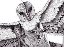 The Wrath of Metal Beak by rockingyourstar
