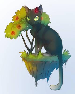 Black Rose by Himmely
