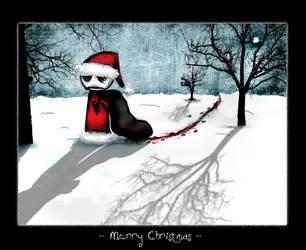 - Merry Christmas - by darkredrose