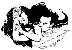 Vampires by darkredrose