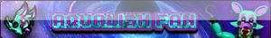 Aqualish fan button by Aqualish007
