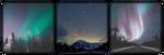 |DECOR| Northern Lights/Aurora Borealis by Volatile--Designs