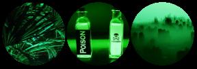 |decor| Green Aesthetic by Volatile--Designs