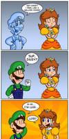 Just Being Luigi by Gabasonian