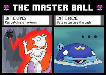 The Master Ball by Gabasonian