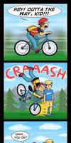 PKMN Bike Physics by Gabasonian